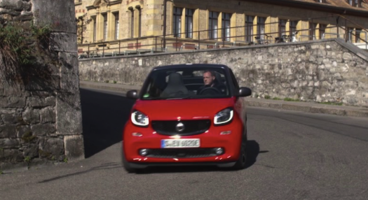 2018 Smart Fortwo Cabriolet Automatic Review