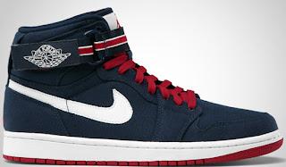 buy popular 1e6b8 79e8a Air Jordan 1 Retro KO High (06 02 2012) 402297-001 Black Varsity Red-White   125.00 (limited release)