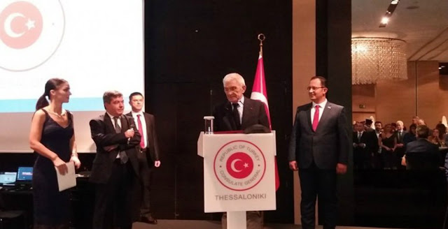 Μπουτάρης: «Με τους Τούρκους αισθανόμαστε αδέλφια. Θα αναδείξουμε την τουρκική παρουσία στην Θεσ/νίκη»