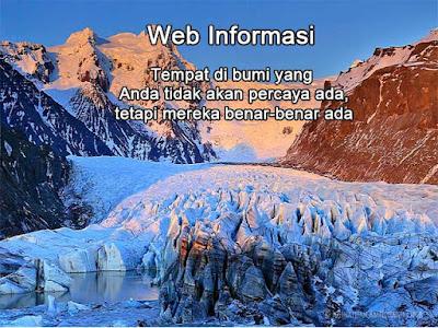 Gletser Skaftafell