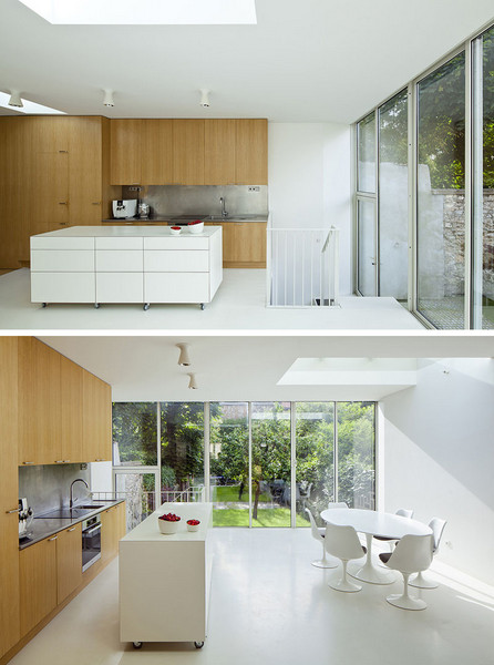 ilhas de cozinha