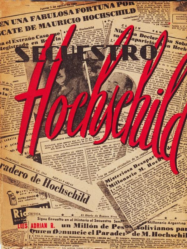 Secuestro Hochschild – Luis Adrian R.