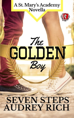 The Golden Boy cover