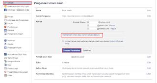Cara Mengamankan Akun Facebook Dari Hacker