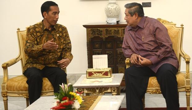 Terus Hantam SBY, Ini Dia Skenario Kontrak Politik Jangka Panjang Jokowi-Ahok