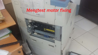 motor fixing