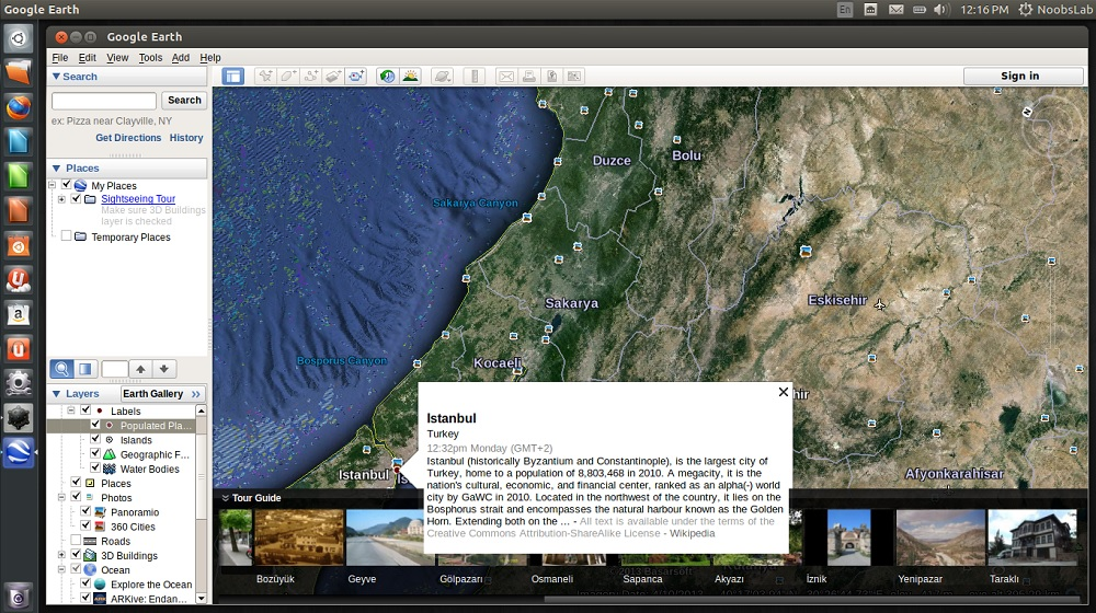 Install google earth in ubuntulinux mintother ubuntu derivatives google earth gumiabroncs Gallery