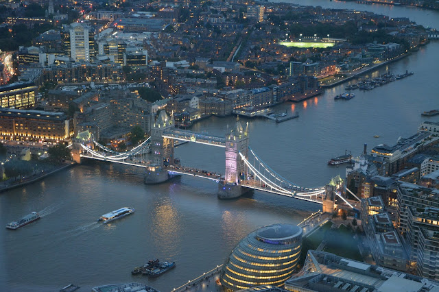 5 Ways To Unwind In London