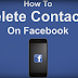 How Do I Delete Contacts From Facebook