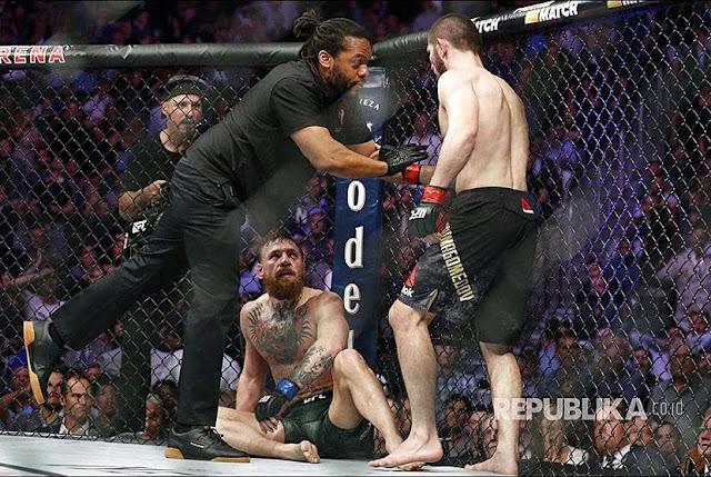 Serang McGregor, Zubaira Tukhugov Dibela Khabib