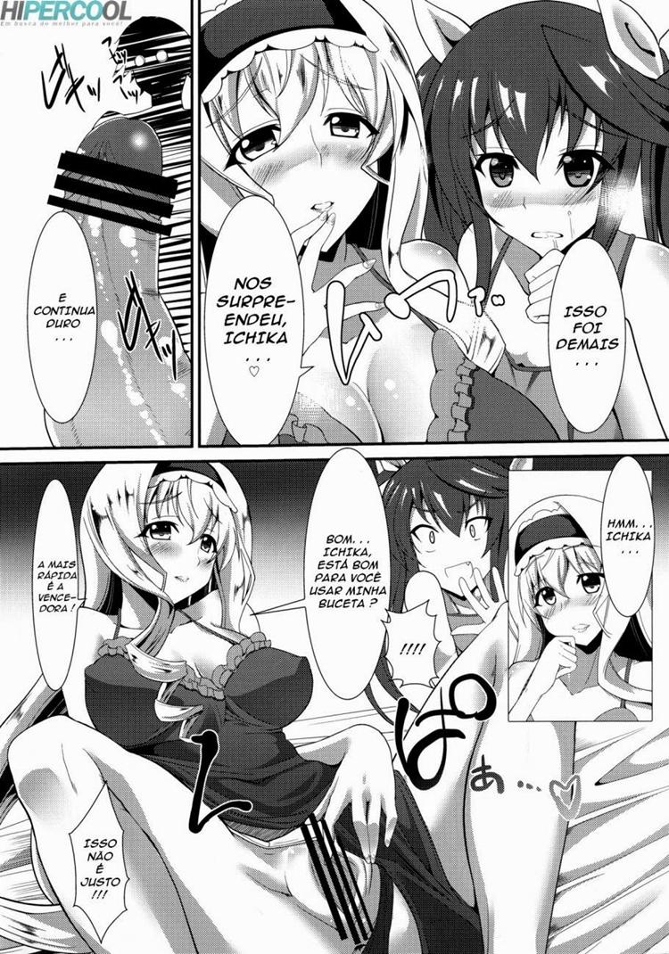 Hentai Infinte Stratos