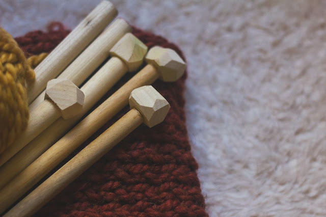 Make Your Own Knitting Needles