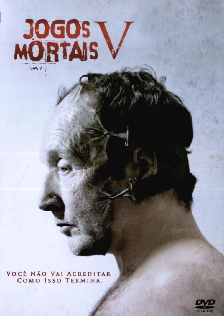 Jogos Mortais 5 Torrent - Blu-ray Rip 720p e 1080p Dual Áudio (2008)