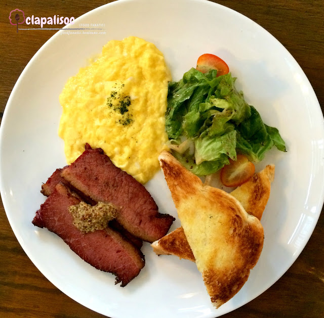 Classic Corned Beef and Eggs from Single Origin Rockwell