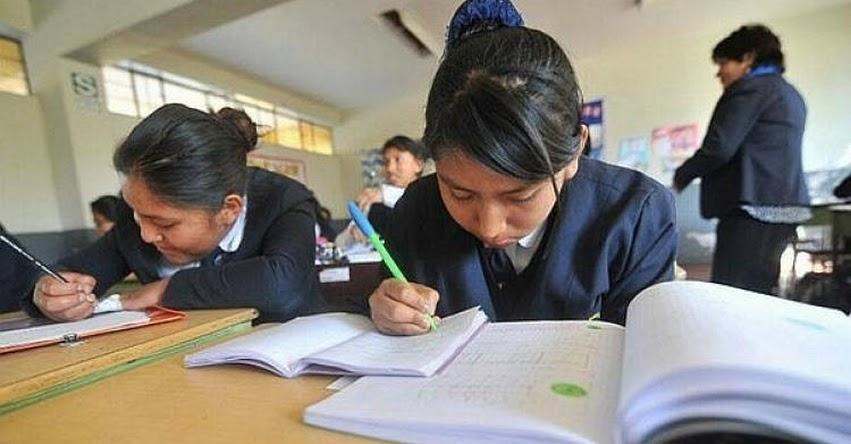 DRELM: Conoce hasta qué mes se recuperarán las clases en los colegios de Lima - www.drelm.gob.pe