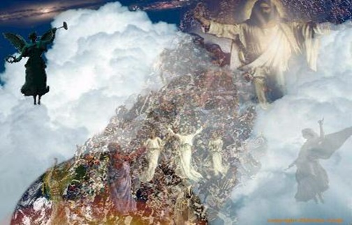 O arrebatamento? Jesus está vindo