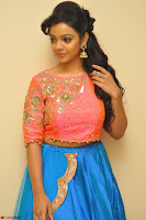 Nithya Shetty in Orange Choli at Kalamandir Foundation 7th anniversary Celebrations ~  Actress Galleries 020.JPG