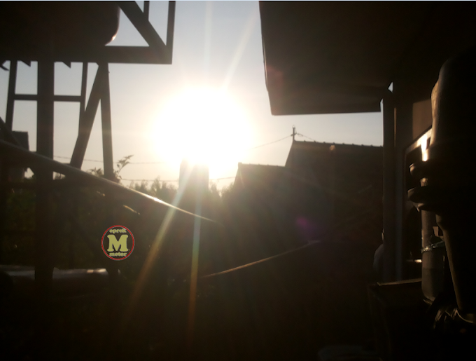Kondisi Perkembangan Matahari Menjelang Gerhana Matahari Total 2016 di Jakarta