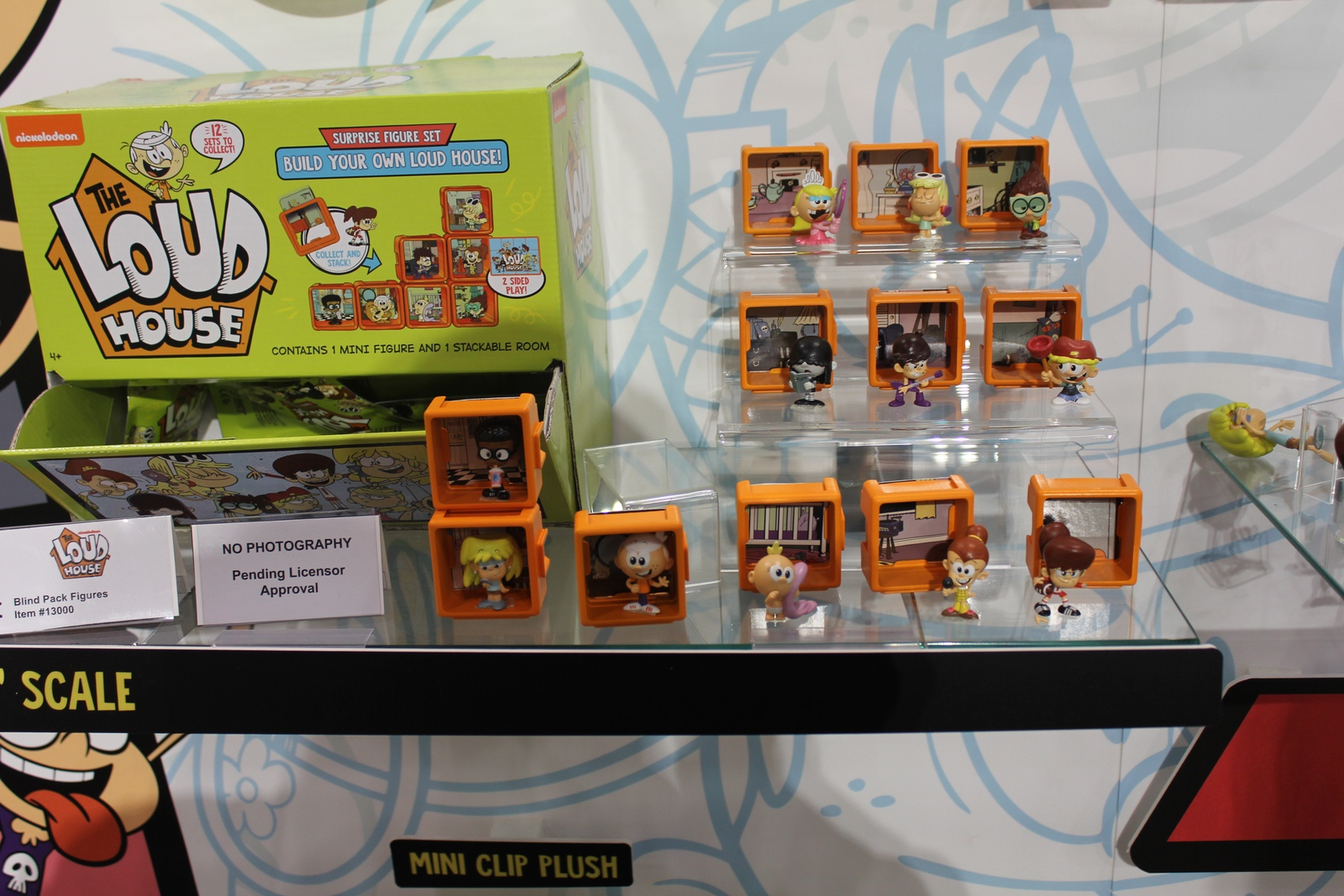 Nickalive Wicked Cool Toys Announces The Loud House -7829