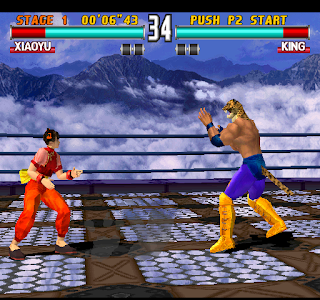gambar game Tekken 3
