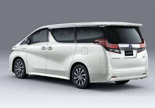 All New Alphard 2018 Harga Grand Avanza Vs Calya Specifications And Review Toyota Hybrid 2 5 G Shot The Ultimate Of Luxury Innovation Slogan Most Recent Series Output In Some Latest Features