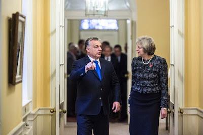 Orbán Viktor, londoni merénylet, londoni terrortámadás, Westminster-híd, Nagy-Britannia