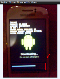 Instal Samsung Galaxy Young GT-S5360 Di Pc