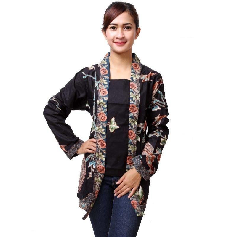 7 Baju Batik Wanita Remaja Terbaru, Modis! | 1000+ Model ...