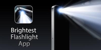 المصباح الكاشف الأكثر شيوعا على منصة هواتف الأندرويد - Flashlight