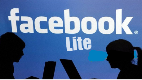 Facebook Login in Facebook Lite