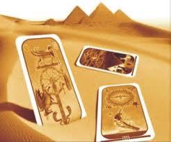 Egito: possível origem do tarot