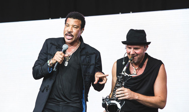 Lionel Richie set for favored following post-Glastonbury sales boost
