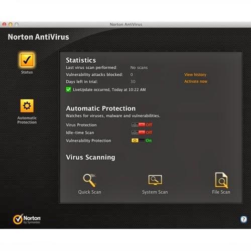 norton antivirus for mac free download