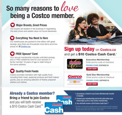 Costco Promotions