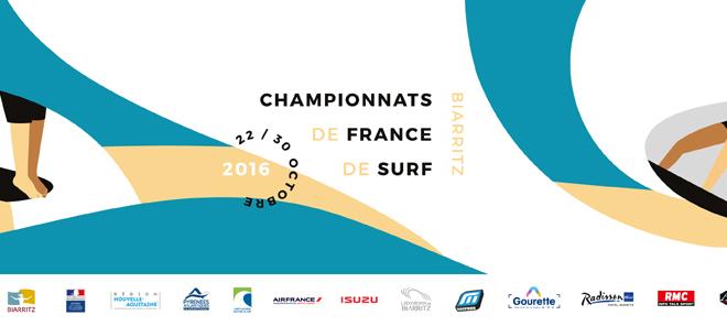Championnats de France de Surf 2016