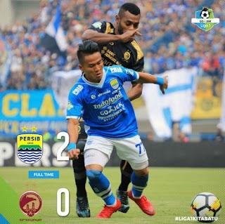 Persib Bandung vs Sriwijaya FC 2-0 Video Gol & Highlights