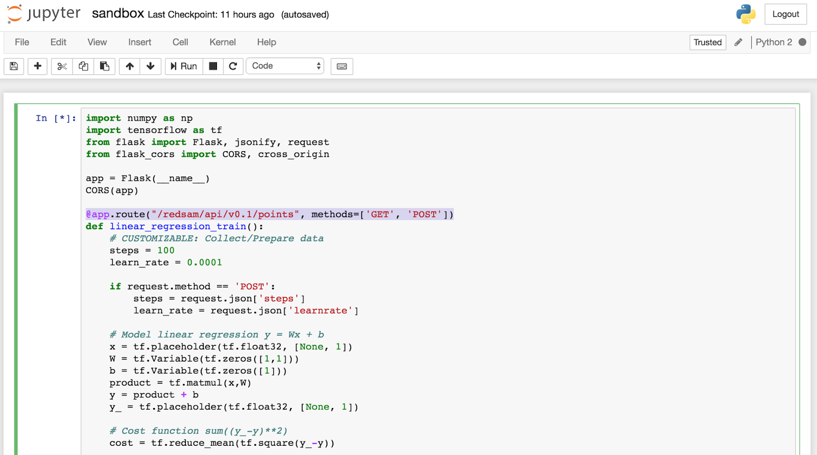 Andrejus Baranovskis Blog: Machine Learning with Oracle JET