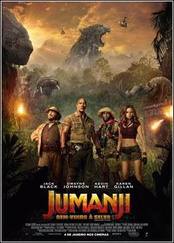 8 - Jumanji: Bem-Vindo à Selva - Dublado