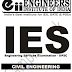 IES: Engineering Services Examination - UPSC CIVIL ENGINEERING Topic-wise Conventional I, II Last Years Questions Material PDF Free Download