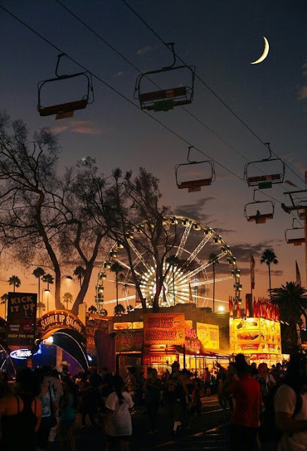 Carnival at Twilight