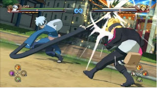 Download Ultimate Ninja Storm 4 Road to Boruto Mod Apk Terbaru