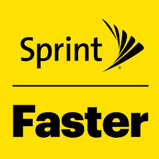 Sprint Faster Logo