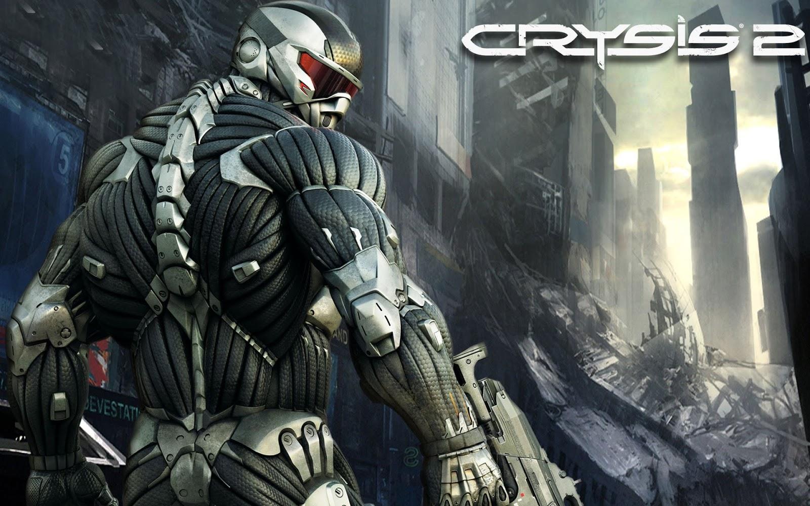 Crysis 2 скачать бесплатно на пк