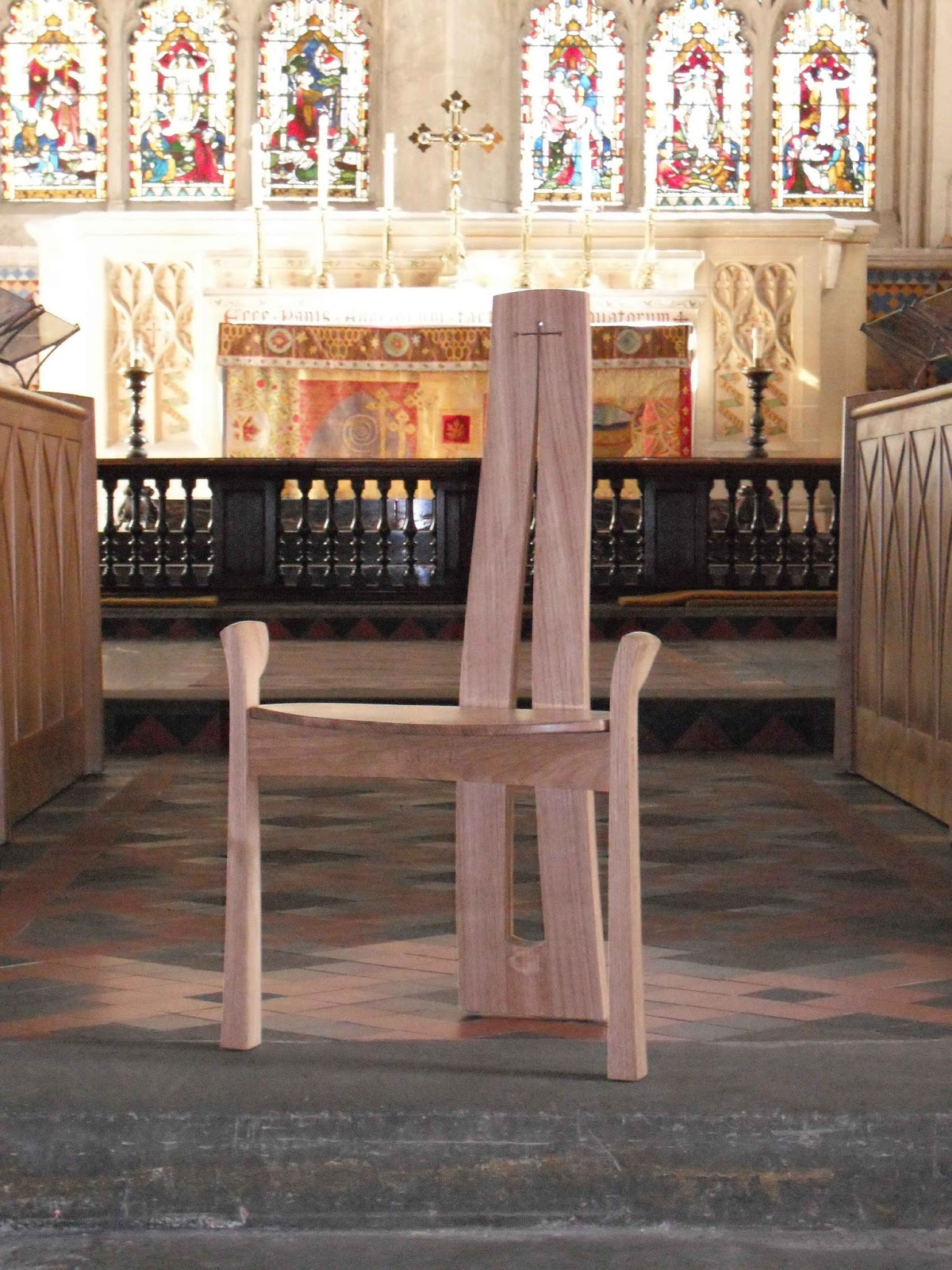 pastor pulpit chairs chair covers etsy philip koomen furniture march 2013