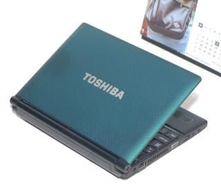 Notebook Toshiba NB520 Second di Malang