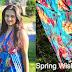 Spring Break Wishlist