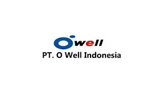Lowongan Kerja PT O Well Indonesia