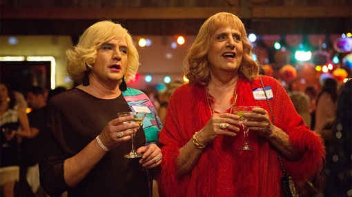 Jeffrey Tambor en Transparent
