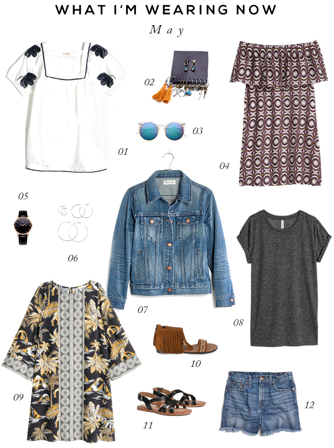 Casual Early Summer Style Staples