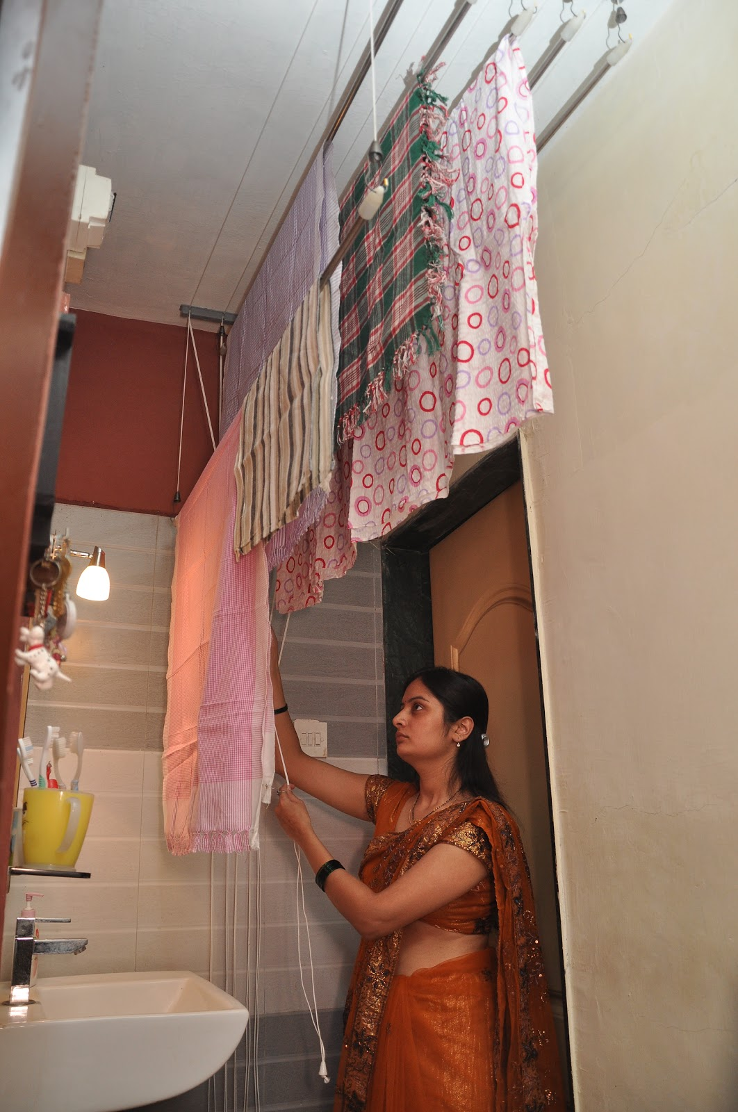 Safe Simple And Space Saving Clothes Drying Systems April